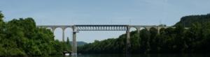 Spitex am Rhein, Brücke in Eglisau
